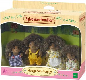 Sylvanian Families - Bramble Hedgehog Family