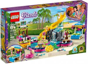 LEGO ANDREA'S POOL PARTY - 41374