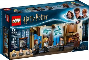 LEGO HOGWARTS ROOM OF REQUIREMENT - 75966