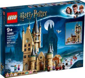 LEGO HOGWARTS ASTRONOMY TOWER - 75969