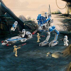 LEGO 501ST LEGION CLONE TROOPERS - 75280