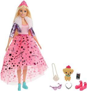 Barbie GML76 Adventure Deluxe Princess Doll