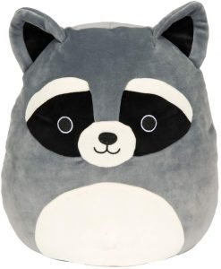 Squishmallows - Randy the Raccoon - 7.5 inch super soft plush toy