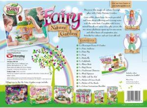 My Fairy Garden FG407 Fairy Nature Garden, Multi, Large