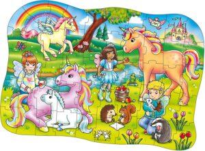 Orchard Toys 291 Unicorn Friends Jigsaw Puzzle