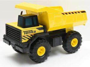 Tonka Steel Classic Mighty Dump Truck