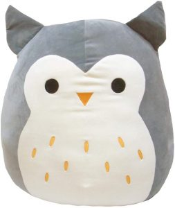 SQUISHMALLOW - HOOT THE OWL