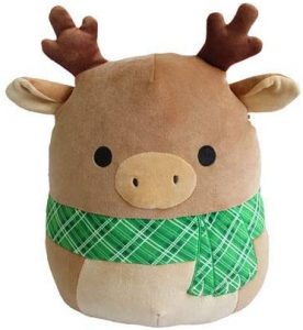 SQUISHMALLOW - RUBY REINDEER