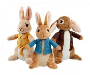 Peter Rabbit Soft Toys Assortment