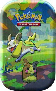 Pokémon POK80707 Pokemon TCG: Galar Pals Mini Tin (one at Random), Multicolor