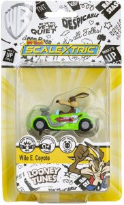 Scalextric Micro G2165 Looney Tunes Wile E. Coyote Car