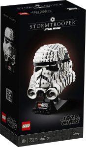 LEGO 75276 Star Wars Stormtrooper Helmet Display