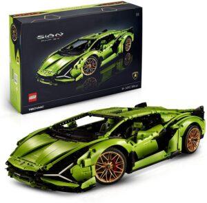 LEGO 42115 Technic Lamborghini Sián FKP 37 Race Car
