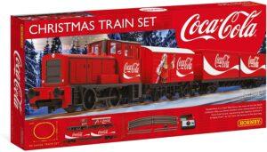 Hornby R1233 The Coca Cola Christmas Train Set