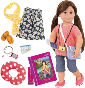 OUR GENERATION - REESE DOLL