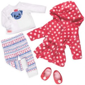 OUR GENERATION - SNUGGLE UP! ACCESSORIES SET