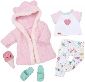 OUR GENERATION - ICE CREAM DREAMS ACCESSORIES SET