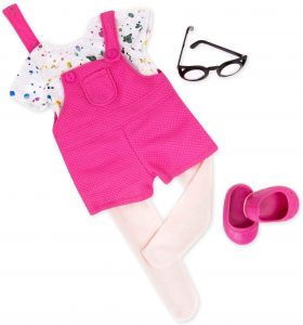 OUR GENERATION - A SPLASH OF FUN ACCESSORIES SET