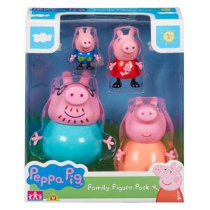 P/PIG FAMILY PACK