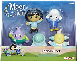 MOON & ME FIGURE COLLECTION