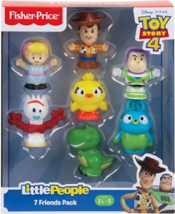 LP TOY STORY 4 FIGURE 7 PACK