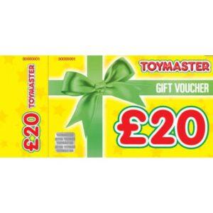 £20 Toymaster Gift Voucher