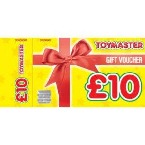 £10 Toymaster Gift Voucher