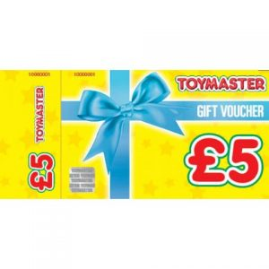 £5 Toymaster Gift Voucher