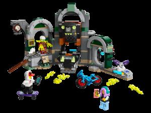 LEGO 70430 NEWBURY HAUNTED CAVE