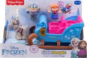 Fisher-Price Little People Disney Frozen Kristoff's Sleigh