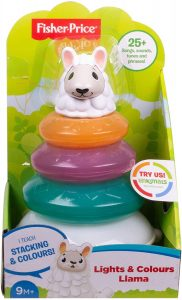 Fisher-Price Linkimals Lights and Colours Llama