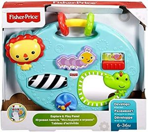 Fisher-Price Explore and Play Panel