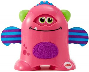 Fisher-Price Tote-Along Monsters - Dottie