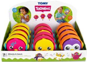 TOMY Toomies Whistle & Hatch Assortment