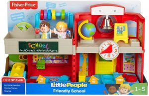 Fisher-Price Little People Friendly School, Musical Play Set