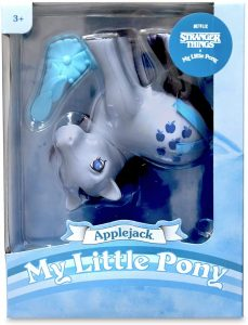 My Little Pony Applejack-Stranger Things Pony