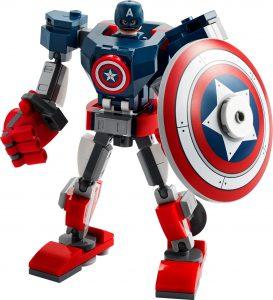 LEGO MARVEL SUPER HEROES 76168 CAPTAIN AMERICA