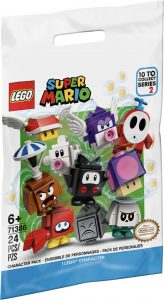 LEGO SUPER MARIO 71386 CHARACTER PACKS ? SERIES 3