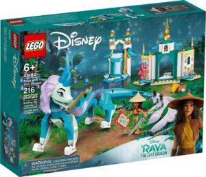 LEGO 43184 RAYA AND SISU DRAGON