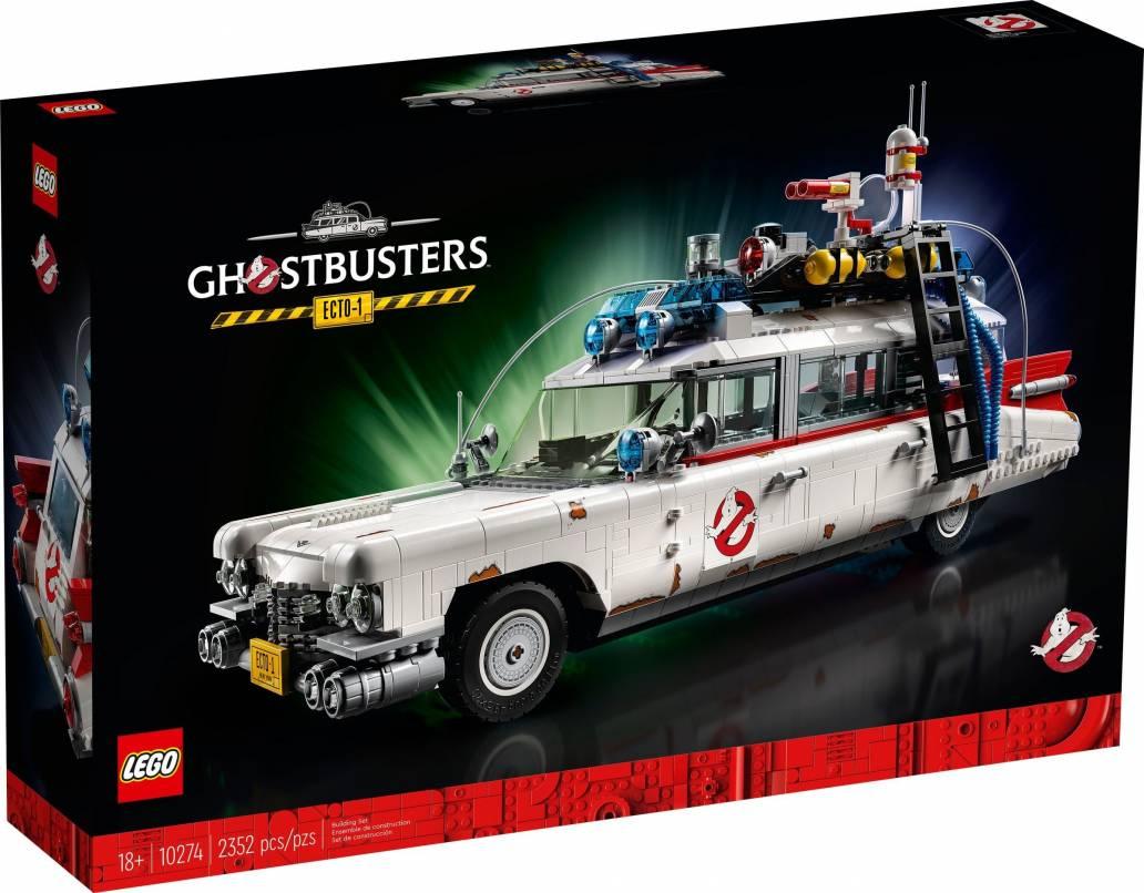 LEGO 10274 GHOSTBUSTER ECTO-1