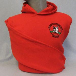 Doddiscombsleigh Primary School PE Hooded Sweatshirt