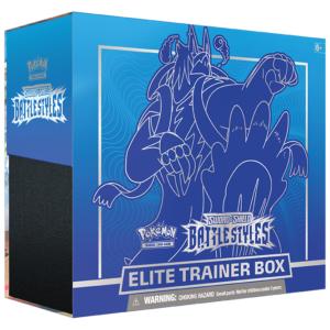 POKEMON S&S 5: BATTLE STYLES ELITE TRAINER BOX