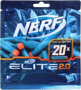 NERF ELITE 2.0 REFILL - 20 DART PACK