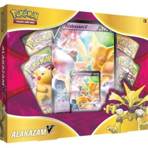 POKEMON: ALAKAZAM V BOX