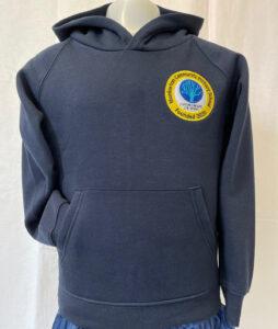 Monkerton Primary School PE Hooded Sweatshirt