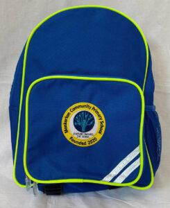 Monkerton Primary School Backpack