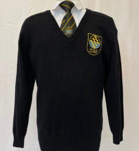 Axe Valley Academy Cotton Boys V-Neck Pullover