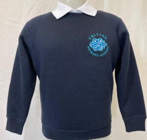 Colyton Primary Academy Embroidered Sweatshirt