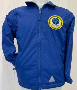 Monkerton Primary Reversible School Fleece
