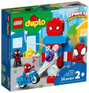 LEGO 10940 SPIDER-MAN HEADQUARTERS